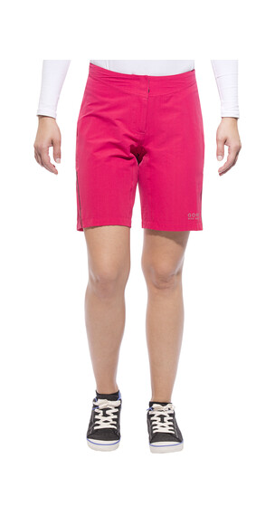 GORE BIKE WEAR - Short femme - rose